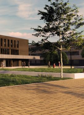 Nieuwbouw Esdal Vakcollege