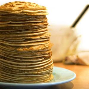 8 april: Esdal Pancake Challenge!