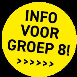 gele stip groep 8