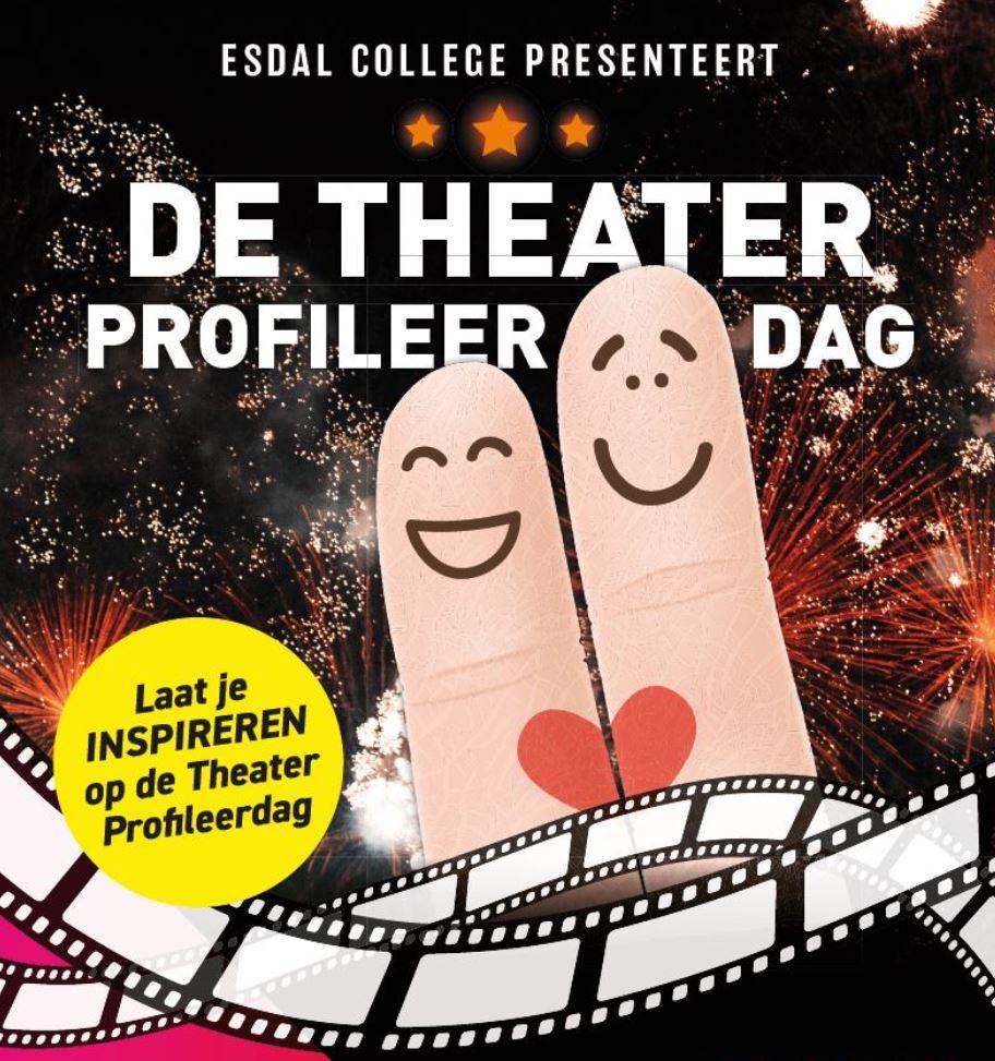 Leerlingen maken theatervoorstelling tijdens Esdal Theater Profileerdag