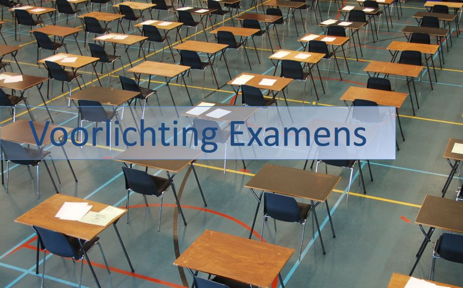 Samen naar het examen