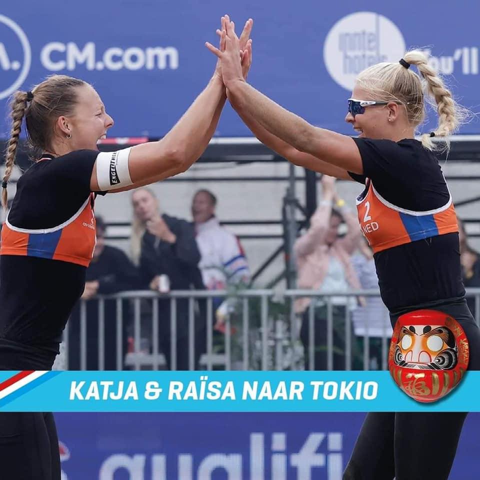 Oud-leerling Katja naar Olympische Spelen!