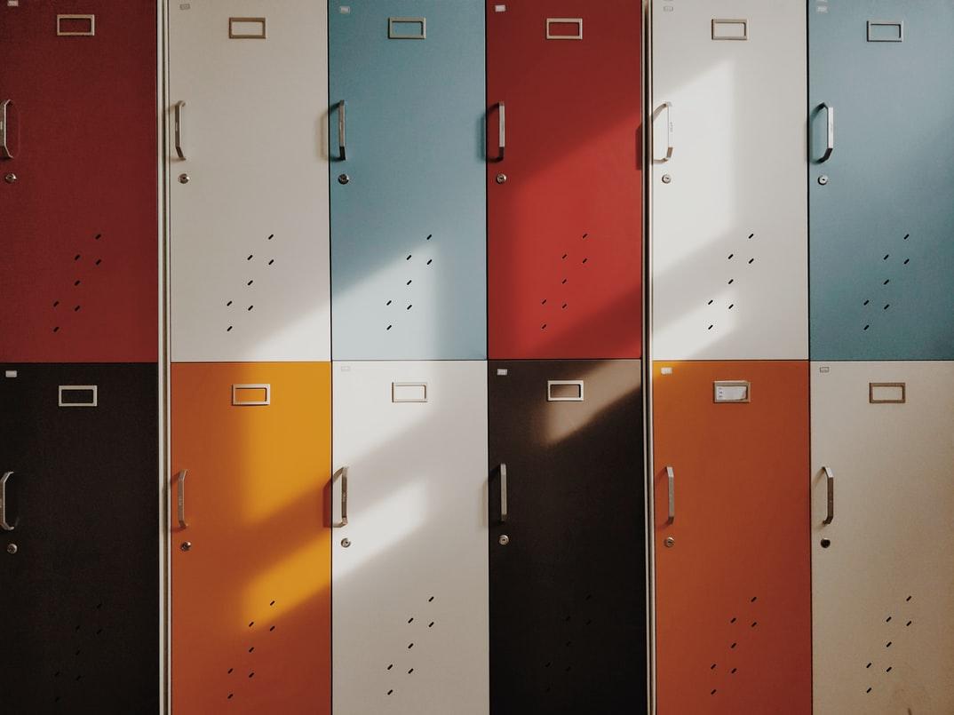 Huur locker