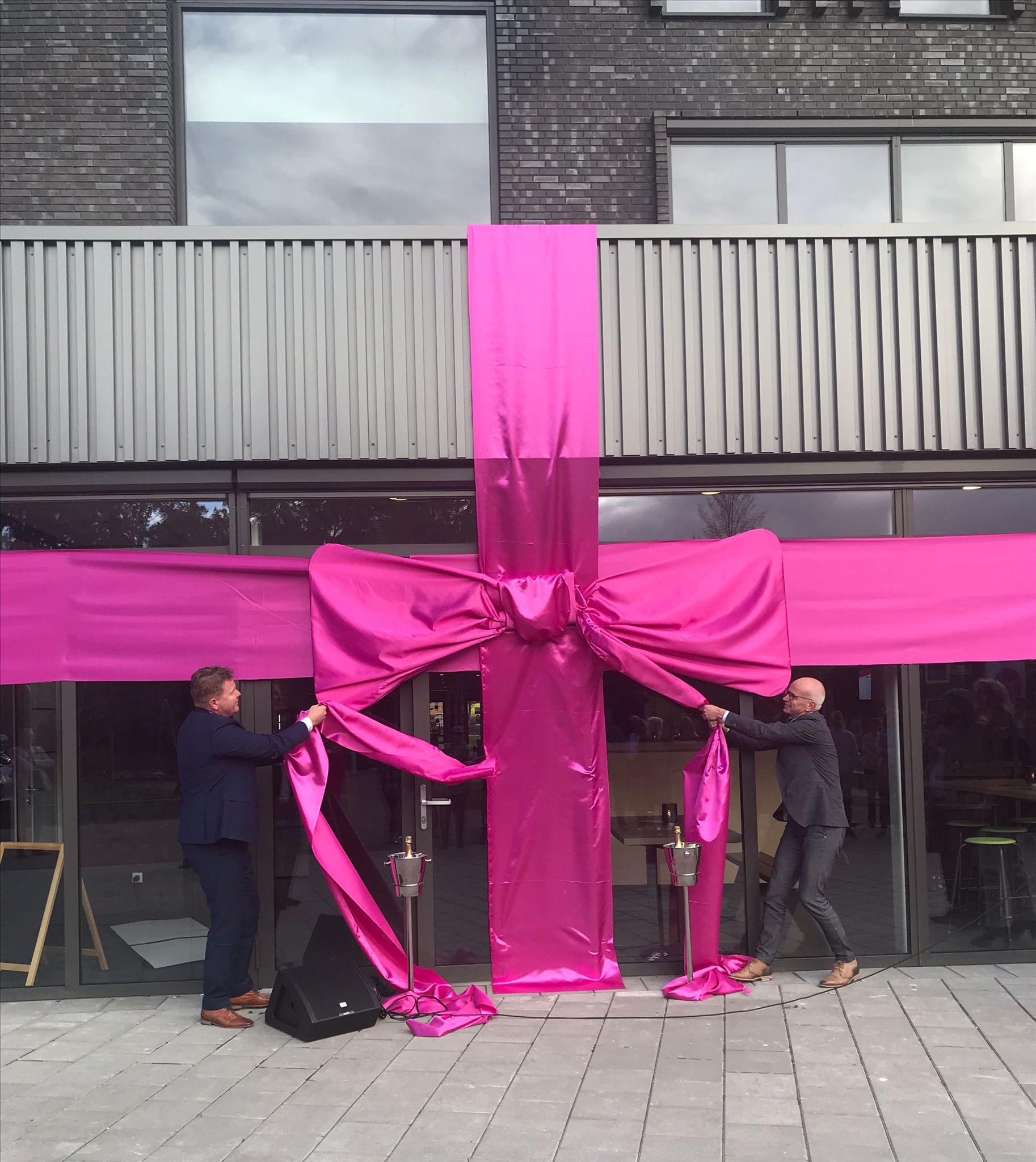 Het Esdal Vakcollege Emmen is officieel geopend!